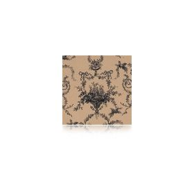 Classic Florals Toile Empire Black Broadloom 9/27836