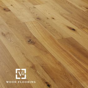 A111 Oak Rustic Brushed & Lacquered
