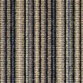 Mississippi Stripe Black/Sapphire WS120