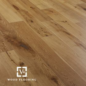 EC101 Oak Rustic Matt Lacquered