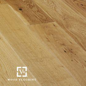 E125 Eiger Petit/ Oak Rustic Satin Lacquered