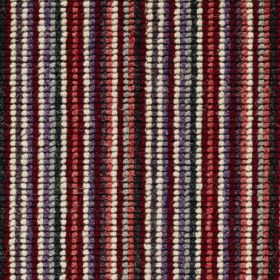 Mississippi Stripe Red/Plum WS123